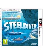 Steel Diver (3DS) (New)