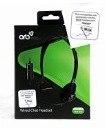 ORB Wired Chat Headset compatible with XBOX ONE (New)