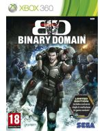 Binary Domain Limited Edition (Xbox 360) (New)