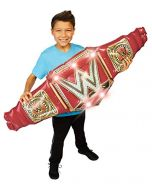 WWE Airnormous | Inflatable Massive Belt Banner | WWE Universal Championship | WWE DLX Belt with sounds| Role Play | 55 Inches wide (New)