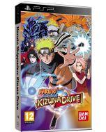 Naruto Shippuden: Kizuna Drive  (PSP) (New)