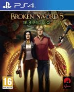 Broken Sword 5: The Serpent's Curse (PS4) (New)