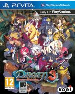 Disgaea 3 Absence of Detention  (PS Vita) (New)