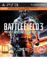Battlefield 3 Premium Edition (PS3) (New)