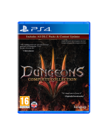 Dungeons 3 Complete Collection (PS4) (US Import)(New)