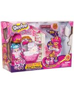 Shopkins Kennel Cuties Beauty Parlor Playset (New)
