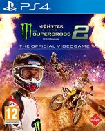 Monster Energy Supercross 2 (PS4) (New)