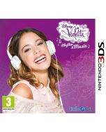 Violetta: Rhythm and Music (3DS) (New)