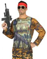 ATOSA 29767 Soldier 3D T-Shirt (New)