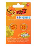 "Dragon Ball Z Thumb Grips ""4 Stars"" (PS4, PS3, XB One, X360, Wii, Wiiu) (New)"
