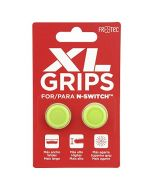 Thumb Grips Pro XL - Neon Yellow (Nintendo Switch) (New)