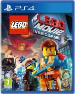 Lego Movie: The Videogame (PS4) (New)