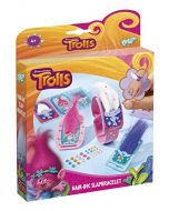 Totum Trolls Slap Bracelet Set (New)