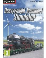 Heavyweight Transport Simulator (PC DVD) (New)