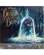 Beauty and the Beast (2017) (Big Sleeve Edition) (Blu-Ray) (New)