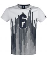 Difuzed Rainbow 6 - Siege - Classic Short Sleeve T-Shirt (s) (New)
