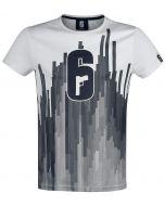 Difuzed Rainbow 6 - Siege - Classic Short Sleeve T-Shirt (XL) (New)