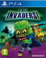 8-Bit Invaders (PS4) (New)