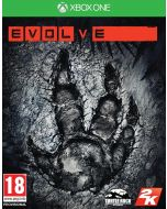Evolve (Inc. Monster Expansion Pack) (Xbox One) (New)