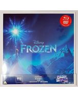 Disney's Frozen (Big Sleeve Edition) (BBFC) (Blu-ray) (New)