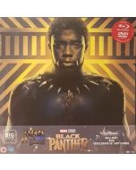 Marvel's Black Panther (Big Sleeve Edition)(BBFC) /Blu-Ray