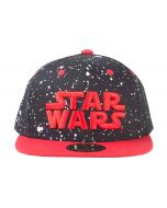 Star Wars - RED Space Snapback (New)