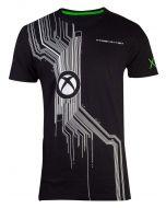 Xbox - The System Men's T-Shirt (m) Black (New)