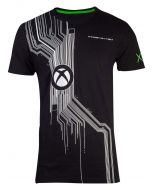 Xbox - The System Men's T-Shirt (l) Black (New)