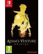 Adam's Venture Origin (Nintendo Switch) (New)