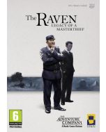 The Raven: Legacy of a Master Thief (PC/Mac DVD) (New)