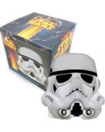 Star Wars Storm Trooper - 3D Mood Light - White Head - Small  (UK plug)   (Gadgets) (New)