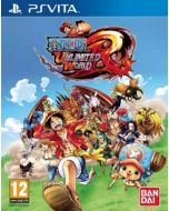 One Piece Unlimited World Red (PlayStation Vita) (New)