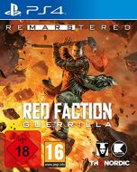 Red Faction: Guerrilla - Re-Mars-Tered (USK - German with multi lang in game)/PS4 (New)