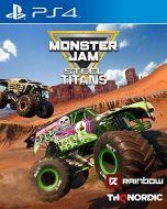 Monster Jam: Steel Titans PS4 (New)