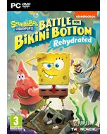 Spongebob Squarepants: Battle for Bikini Bottom - Rehydrated - PC (New)