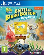 SpongeBob Squarepants: Battle For Bikini Bottom - Rehydrated (PS4) (New)