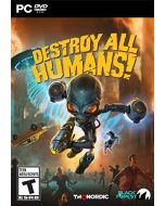 Destroy All Humans! for PC (New)