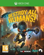 Destroy All Humans! (Xbox One) (New)