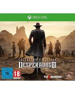 Desperados III Collector's Edition - Xbox One (Xbox One) (New)