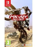Mx Vs ATV All Out - Nintendo Switch (New)