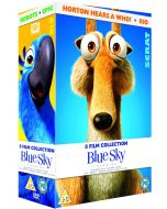 Blue Sky Collection: Epic, Horton Hears A Who, Ice Age 1,2,3,4, Rio & Robots  (DVD) (New)
