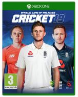 Cricket 19 - The Official Game of the Ashes (Xbox One) (New)