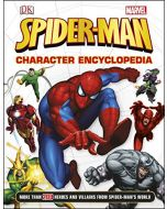 Spider-Man Character Encyclopedia: More Than 200 Heroes and Villains from Spider-Man's World (New)