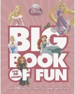 Disney Princess Big Book of Fun (New)