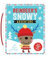 Touch-and-Feel Reindeers's Snowy Adventure (New)
