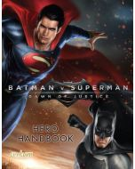 Batman vs Superman: Hero Handbook (Batman Vs Superman: Dawn of Justice) (Batman Vs Superman Movie) (New)