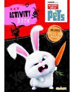 Secret Life of Pets: Activity Book (New)