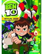 Ben 10 Annual 2018 (New)