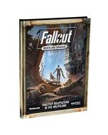 Fallout Wasteland Warfare Roleplaying Game Licensed, Full Color, Hardback (New)
