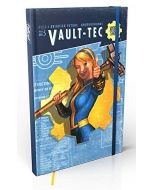 Fallout Wasteland Warfare Vault Tec Notebook Digest Notebook Supp. (New)